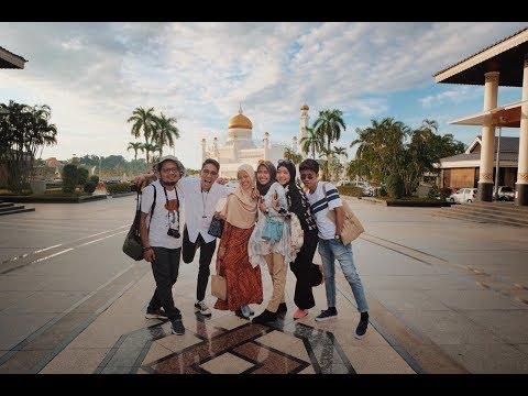 #DILGODIL - Backpacker Anti Mainstream Ke Brunei Darussalam dan Serawak Malaysia Timur