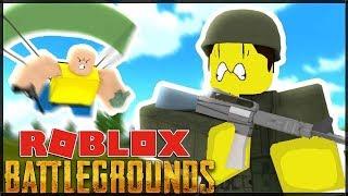PLAYERUNKNOWN'S BATTLEGROUNDS V ROBLOXU! (ʘᗩʘ)
