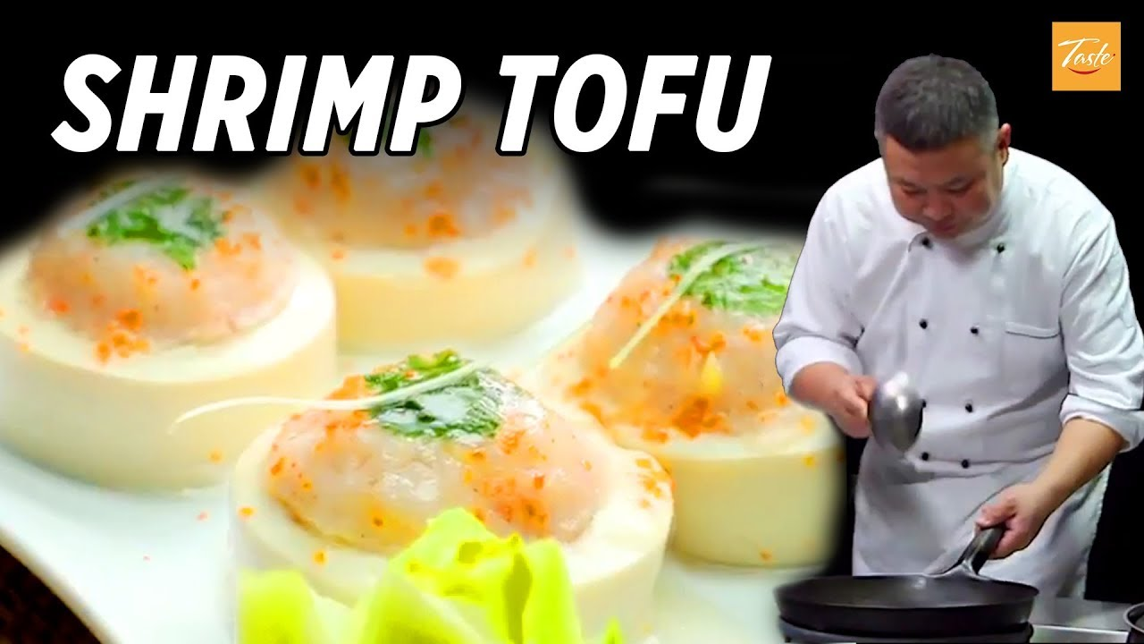 Shrimp Tofu Anyone Can Make • Taste, The Chinese Recipes Show