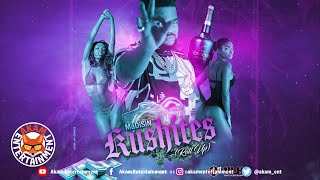 Madisin - Kushites (Roll Up) [Audio Visualizer]
