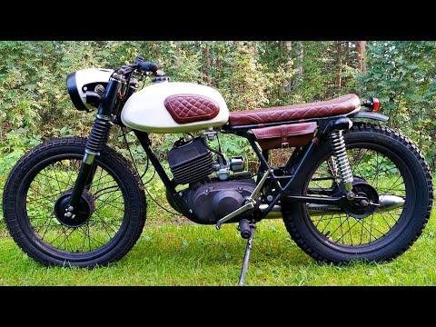😵 Мотоцикл Минск - Кастом ✌!