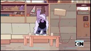 Steven Universe -  Amethyst Regenerates (Clip) Reformed
