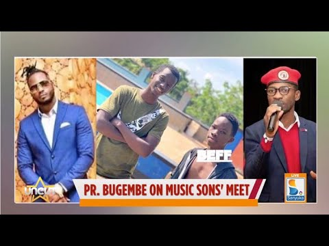 Pastor Bugembe weighs in on Bebe Cool and Bobi Wine's sons meeting| uncut