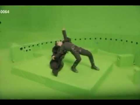 Bullet Time and The Matrix