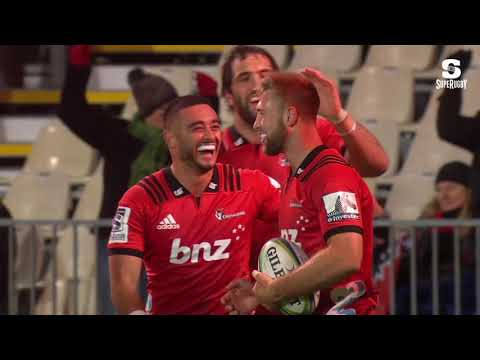 BNZ Crusaders v Rebels