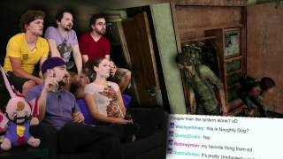 Last of Us Gameplay Debut! - E3 2012 Extravaganza   Part 20