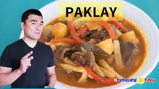 How to Cook Paklay