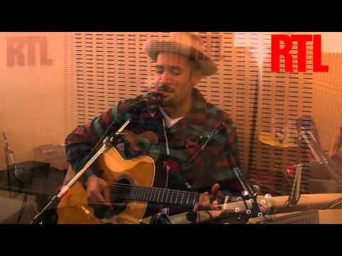 Ben Harper : Another lonely day en live sur RTL - RTL - RTL