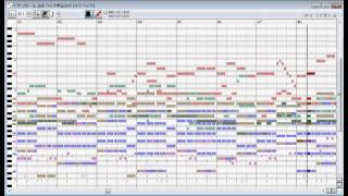 【GUMI】 ランデヴー / YUKI 【MIDI】