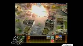 Command & Conquer Generals PC Games Gameplay - The