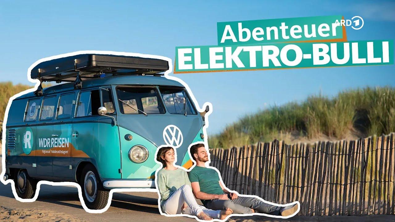 Mit dem Elektro-Camper in die Niederlande   WDR Reisen