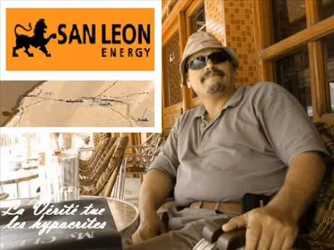 Message for San Leon Energy [The Gas Field  beside laayoune/very Weak..Impossible for investing it]