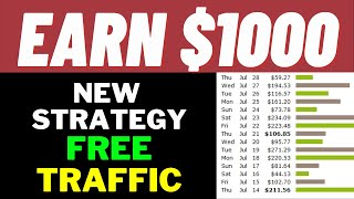 Earn $1000 Using FREE TRAFFIC With IMGUR NEW METHOD - Clickbank Affiliate Marketing