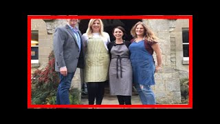 Breaking News | Masterchef girls serve up a top meal at william sitwell's weston
