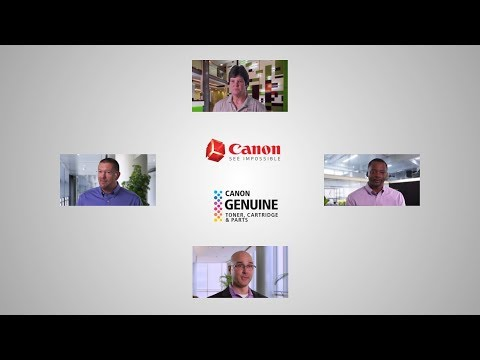 South East Canon Dealers GENUINE Key Difference