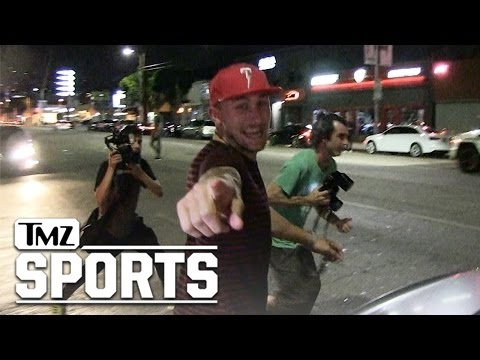 Johnny Manziel -- Back at the Clubs ... Hyping Up Josh Gordon, Still Vows Own Return