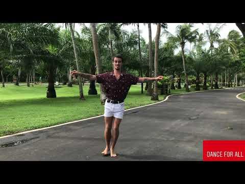 урок №10. Танец JIVE. Базовые движения.