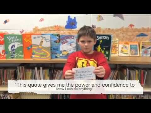 Hallsville Intermediate - Dr  Seuss Quotes to Live By
