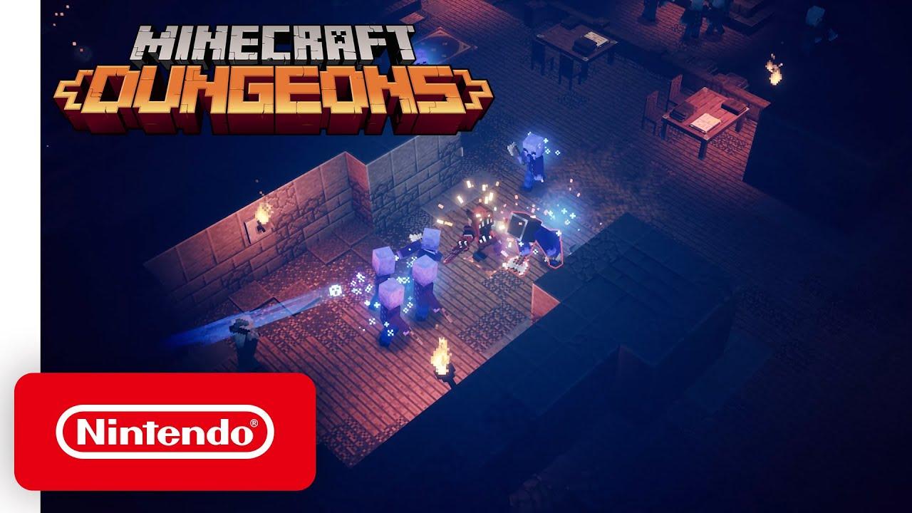 Ήρθε το Spookier Fall Event στο Minecraft Dungeons