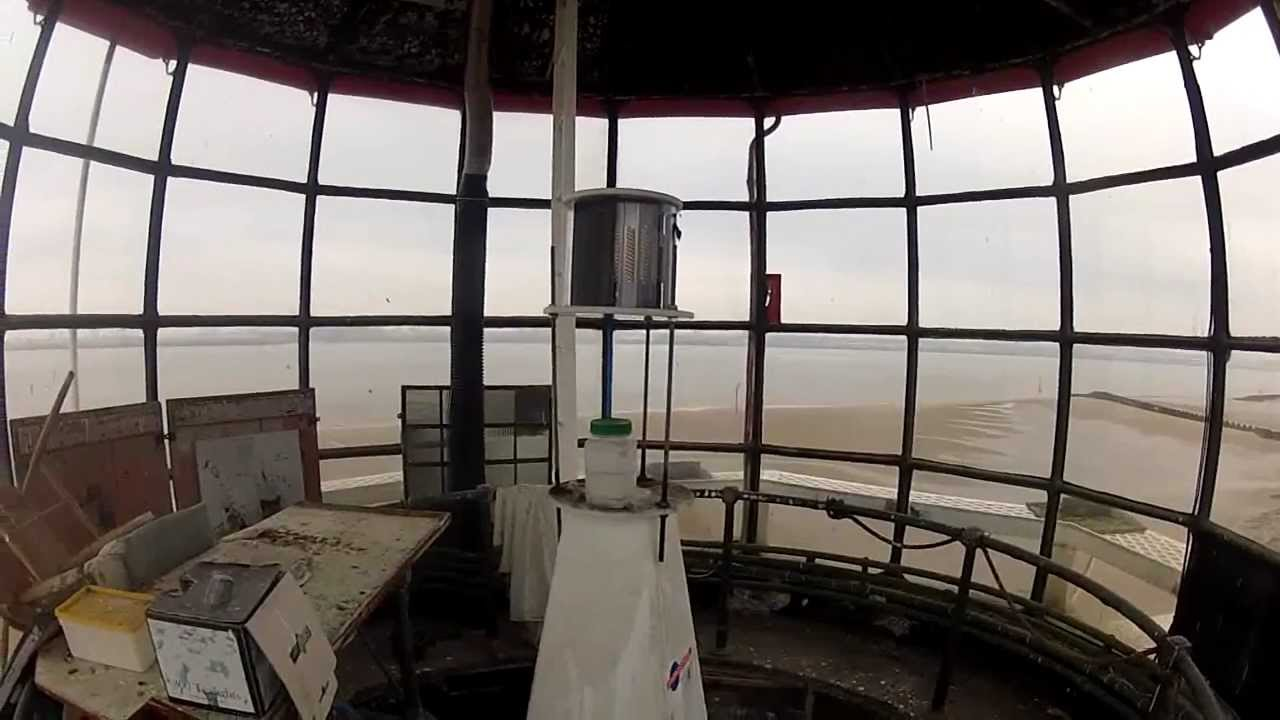New Brighton Lighthouse Wirral Merseyside Youtube