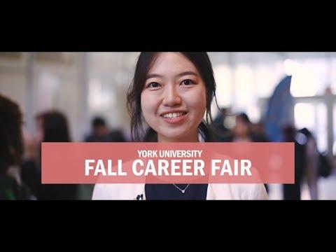 York University Fall Career Fair 2017
