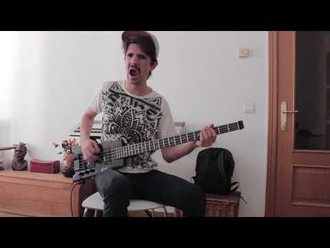 Nofx - Philthy Phil Philanthropist - Bass Cover by Abel del Fresno