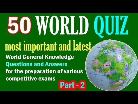 50-world-gk-quiz-questions-&-answers-|-world-trivia-quiz-|-world-gk-general-knowledge-gk-questions