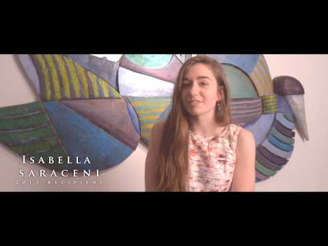 2014 Anthony Quinn Foundation Scholarship Video