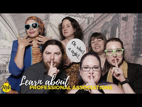 Professional Associations, You Say? 🤔