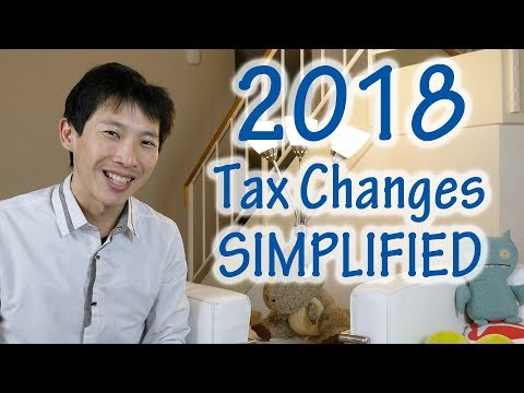 2018 Tax Changes Simplified