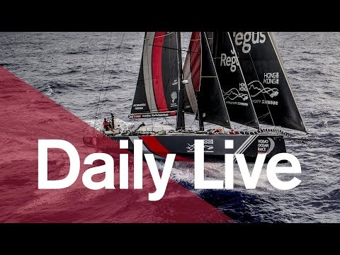 Daily Live – 1300 UTC Tuesday 16 January | Volvo Ocean Race