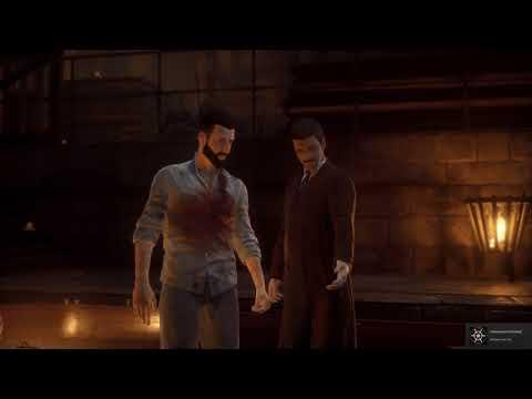 Vampyr (PC) - Fighting William Bishop/Jonathan Goes to Pembroke Hospital