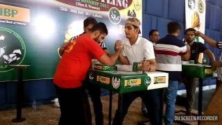4rth national arm wrestling 2017