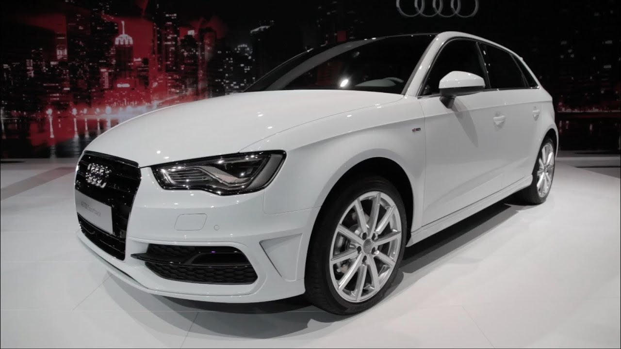 2015 audi a3 tdi sportback 2014 new york auto show youtube. Black Bedroom Furniture Sets. Home Design Ideas