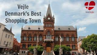 Visit Vejle Denmark Best Shopping Town