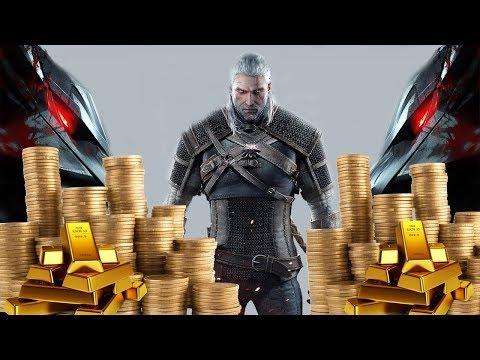 (PS4) 5 легких способов заработать денег в Ведьмак 3 (Патч 1.50 - 1.61)