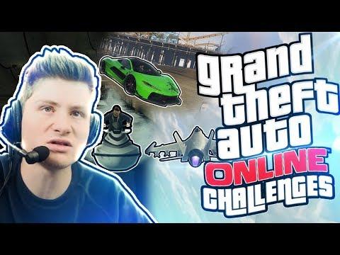 TRIATHLON Challenge | GTA Online mit Kev | Dner