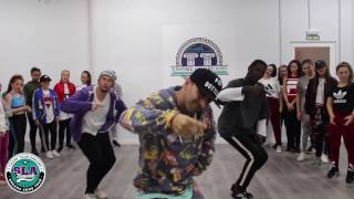 JUJU ON THE BEAT Dance | Choreography by Sebastian Linares