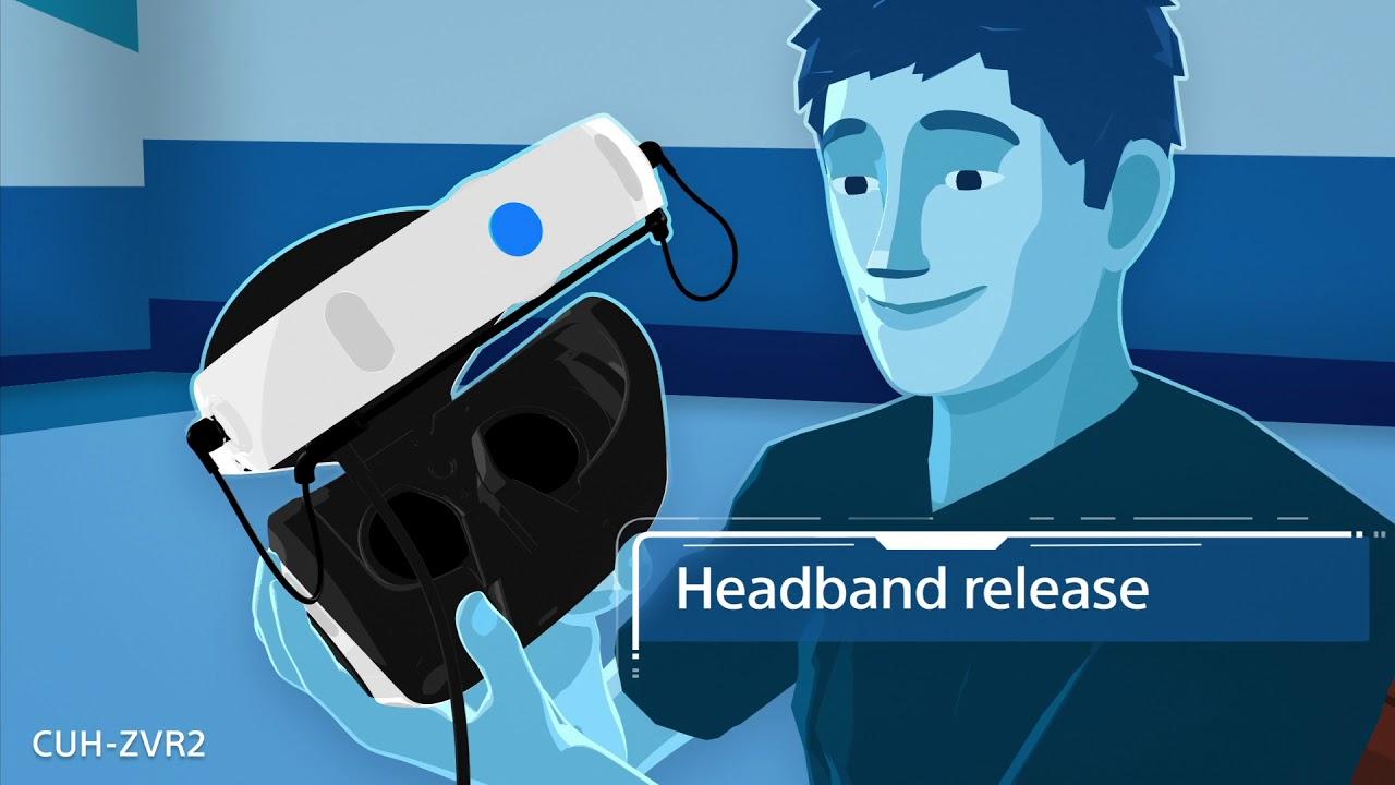 PlayStation VR 设定教学 - 第三部分