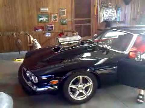 Jaguar Of Troy >> Jaguar xjs with a built chevy 454 . - YouTube