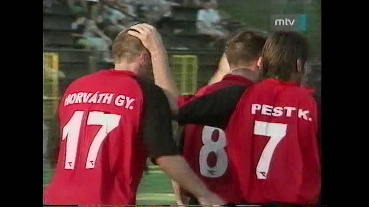 Pécs-Békéscsaba | 3-0 | 2003. 08. 03 | MLSZ TV Archív