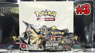 Opening Pokemon Ultra Prism Booster Box #3!!