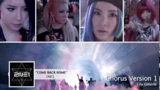 "[DL] 2NE1 ""COME BACK HOME"" Ringtones"