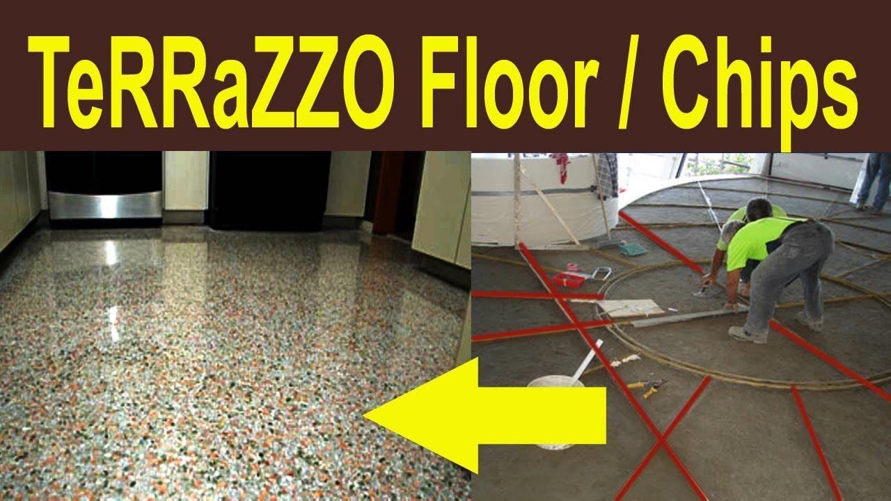 Terrazzo Floor Installation Terrazzo Floor Design Terrazzo Floor Grinding