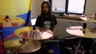 The Agonist - Panophobia Drum Playt...