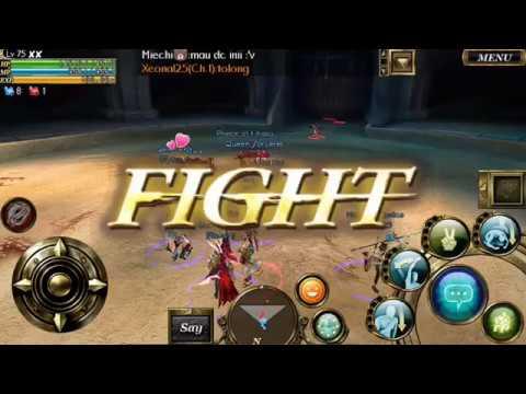 Aurcus Online : Arena TDM #1 (Indo Alliance)