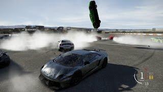 Forza 6 | After Car Meets/Events // 24 Man Crash Lobby