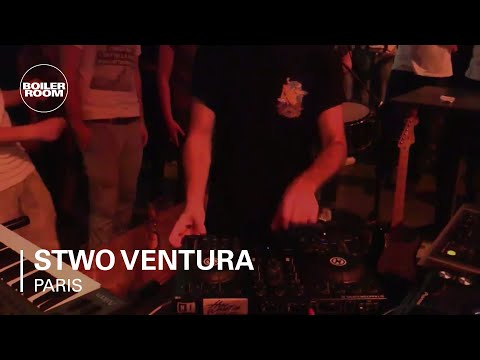 STWO Ventura x Boiler Room Paris DJ Set