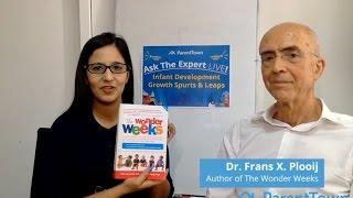 Wonder Weeks - Dr Frans Plooij on Infant development, growth spurts and Leaps