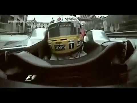 Lewis Hamilton monaco 2008 onboard